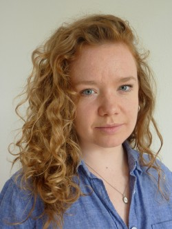 Clare Conboy : Communications & Web Manager