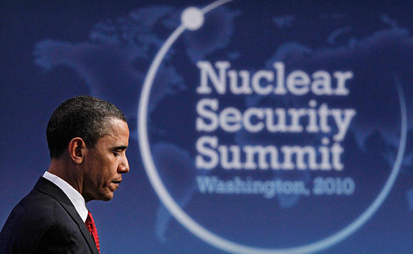 US Nuclear Security Summit Shadowed by Rising Terrorism