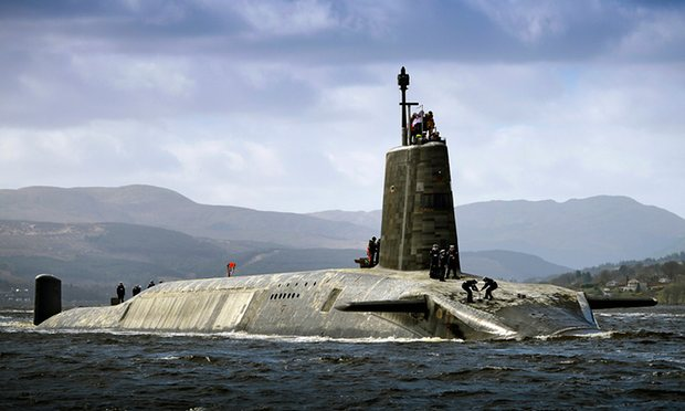 Trident: the British question