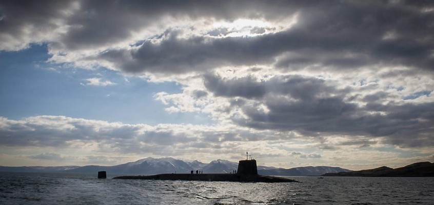 Ultimately we don't need Trident and it won't keep us safe
