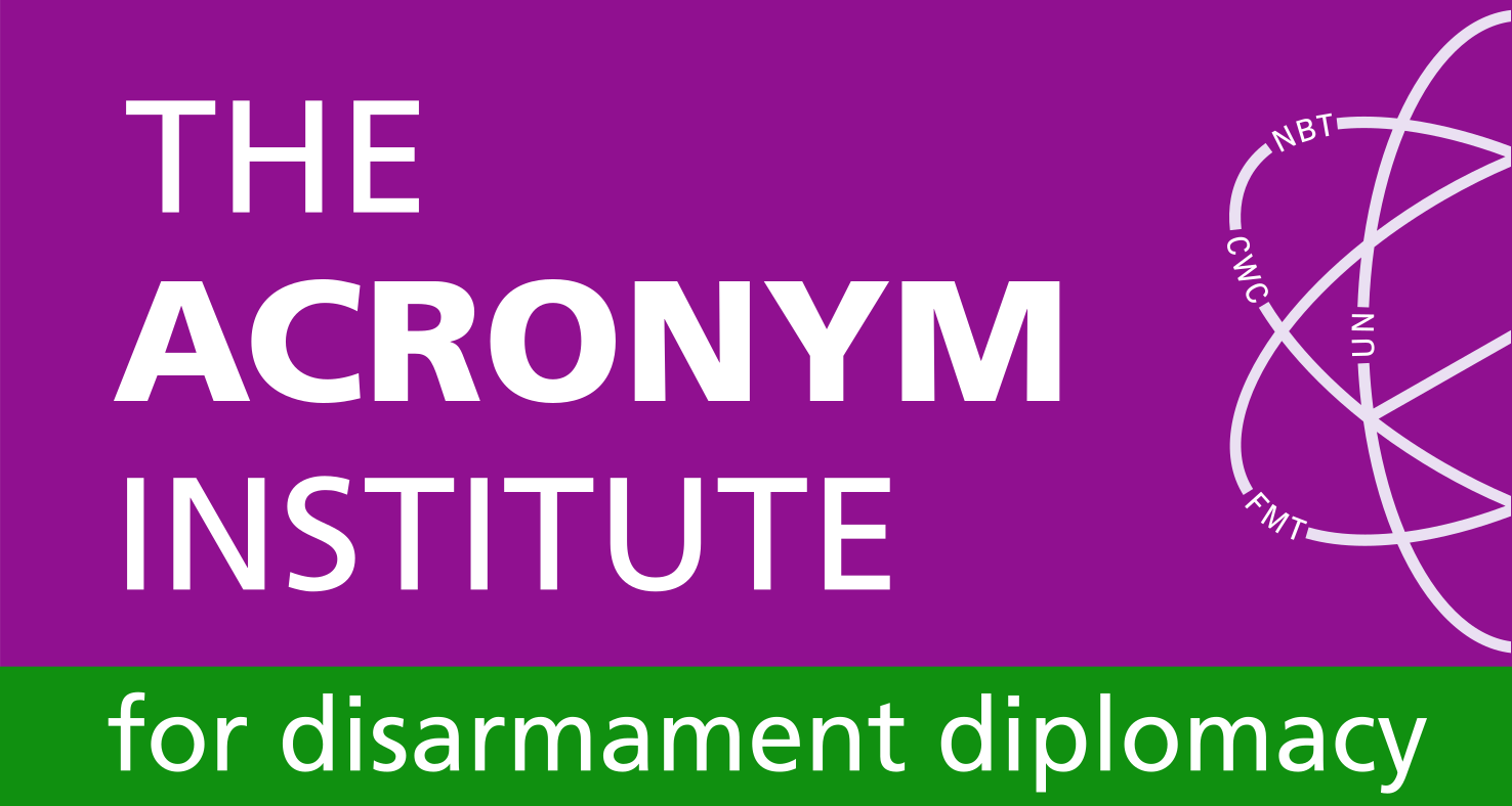 Acronym Institute for Disarmament Diplomacy