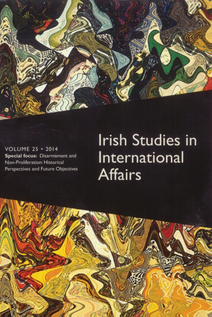 Irish Studies in International Affairs