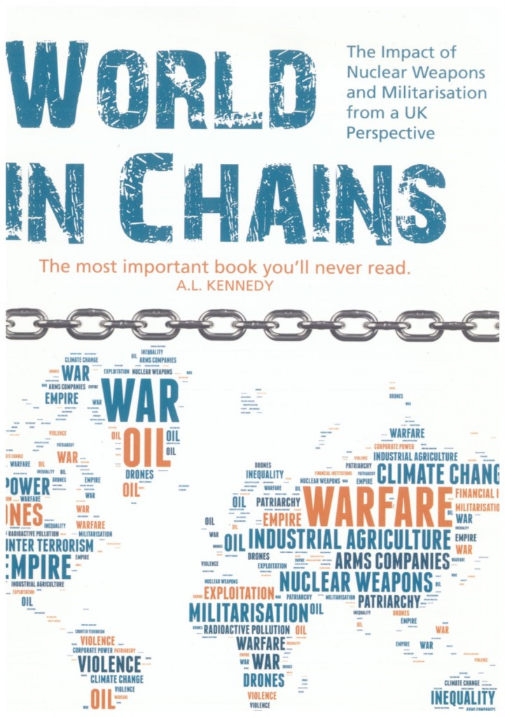 World In Chains Cover